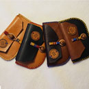 italian leather coin purse